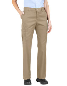 Women's Premium Relaxed Straight Cargo Pant