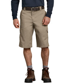"FLEX 13"" Relaxed Fit Cargo Short - DESERT SAND (DS)"