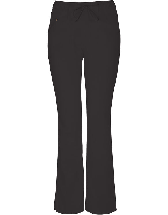 Women's Contemporary Fit Evolution NXT Drawstring Scrub Pant - BLACK (BLK)