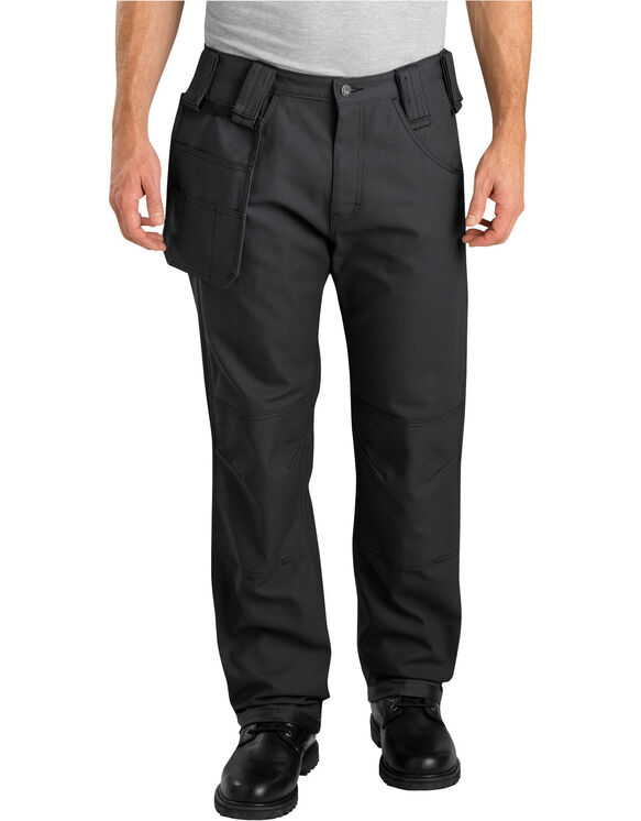 Dickies Pro™ Relaxed Fit Straight Leg Double Knee Pant - BLACK (BK)