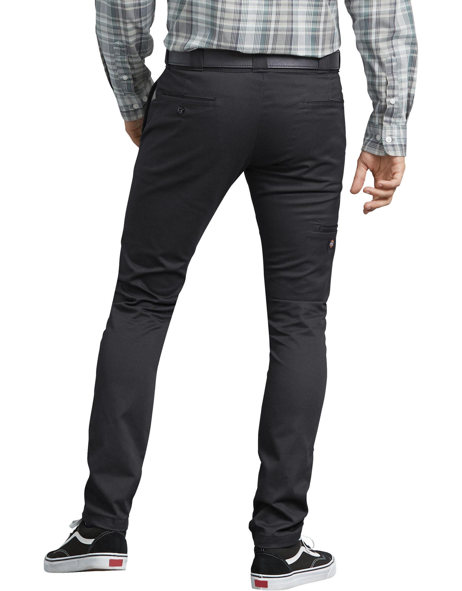 ALFANI Slim Pants, Created for Macy's - White 2
