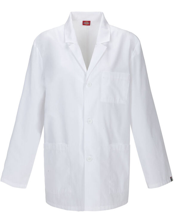 "Men's EDS Signature 31"" Lab Coat with Certainty® - WHITE (WH)"