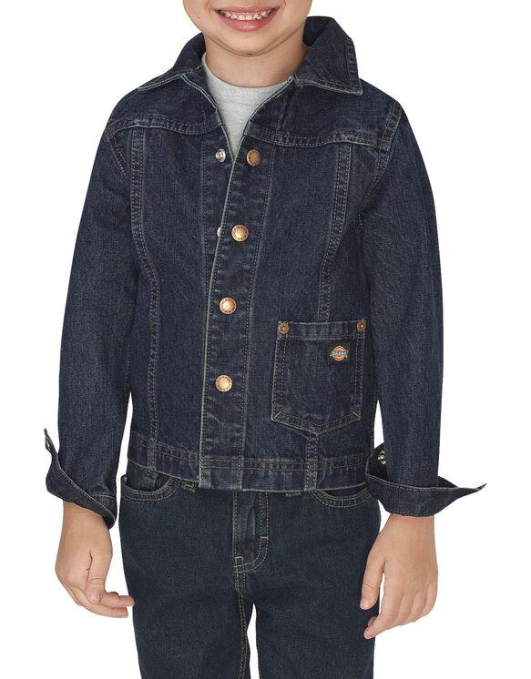 Toddlers' Denim Jacket - VINTAGE INDIGO (VI)