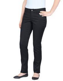 Juniors' Curvy 5-Pocket Skinny Pant