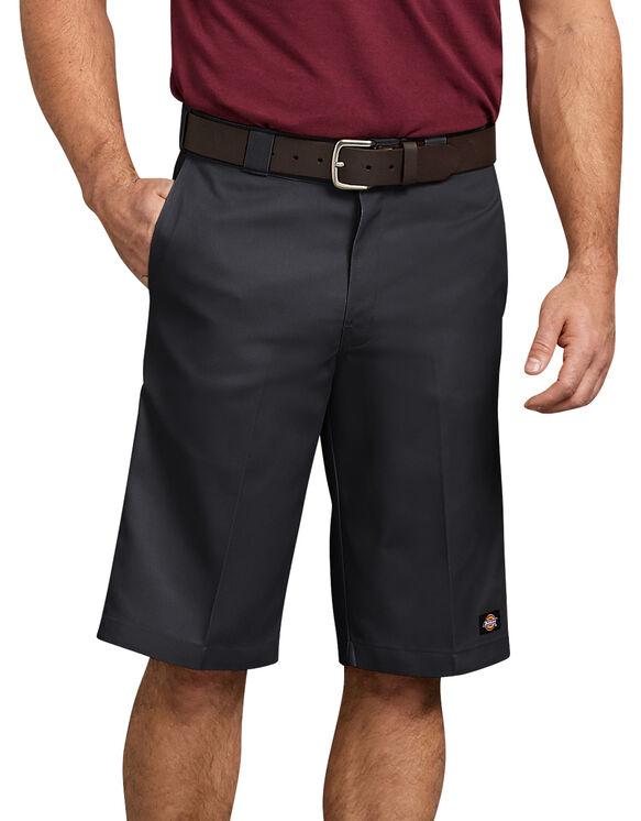 Short de travail à plusieurs poches de 13po - Noir (BK)