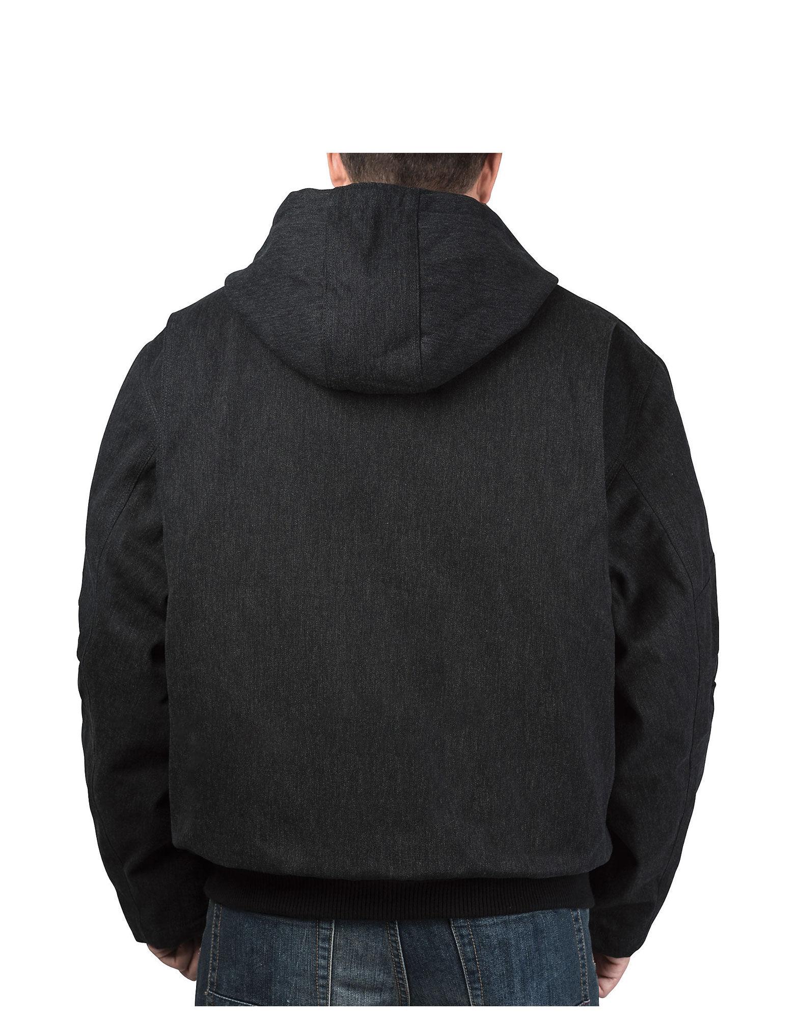 Kevlar® Hooded Jacket   Walls