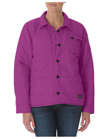 Women's Performance Quilted Jacket - PINK BERRY (IB)