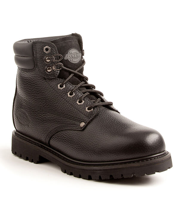 Men's Raider Steel Toe Work Boots - Black (FBK) - Licensee (FBK)