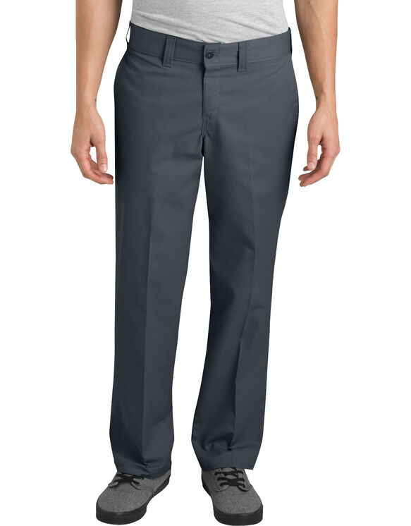 Dickies '67 Regular Fit Straight Leg Industrial Work Pant - CHARCOAL (CH)