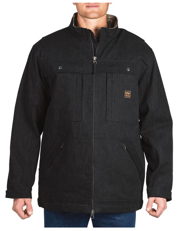 Walls® Workwear Muscle Back™ Coat with Kevlar® - MIDNIGHT BLACK (MK9)