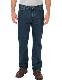 Regular Fit Boot Cut 5-Pocket Denim Jean