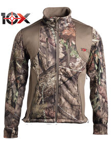 10X® Silent Quest Lock Down Jacket with Scentrex® - MOSSY OAK BREAKUP COUNTRY (MC9)