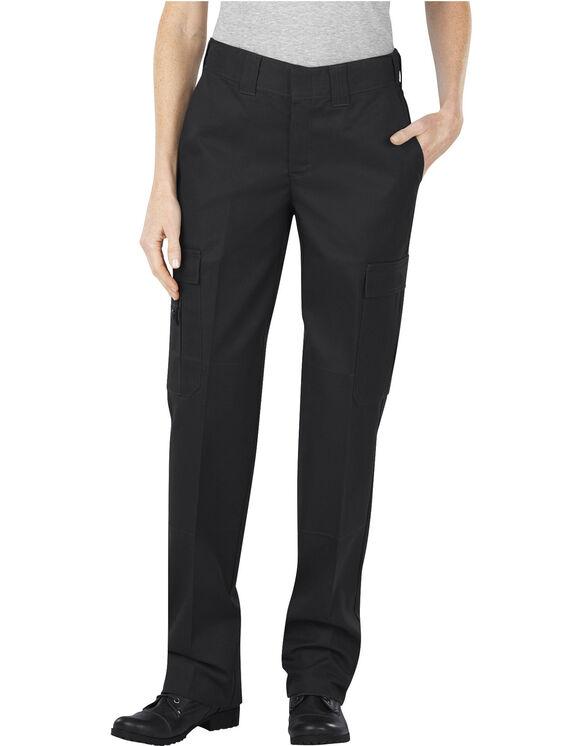 Women's Flex Comfort Waist EMT Pant - BLACK (BK)