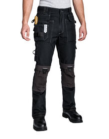Eisenhower Pro Multi-Pocket Work Pant - BLACK (BK)