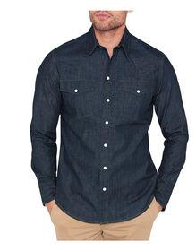 Dickies 1922 8 oz. Western Shirt - RINSED INDIGO (RTD)