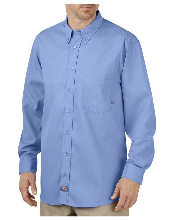 Industrial Flex Comfort Long Sleeve Shirt - LIGHT BLUE DOW (LW)