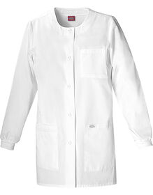 "Women's EDS 32"" Lab Coat - DICKIES WHITE-LICENSEE (DWH)"
