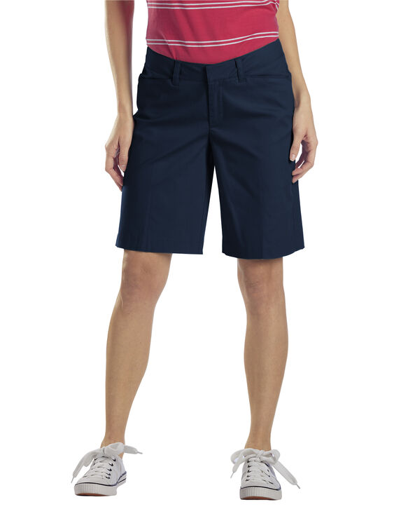 "Women's 10"" Relaxed Stretch Twill Short"