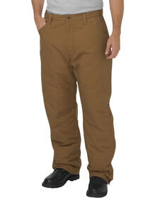 Flame-Resistant Relaxed Fit Straight Leg Insulated Duck Pant