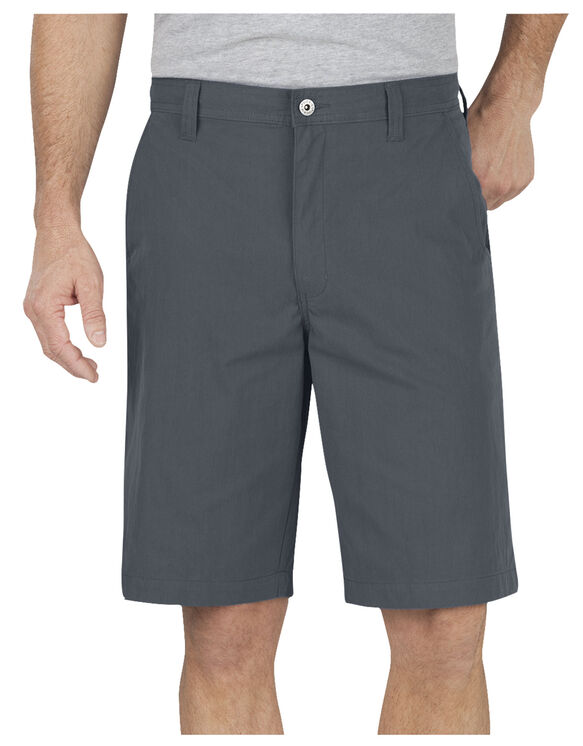 "11"" Regular Fit Short - CHARCOAL (CH)"