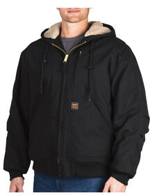 Zero-Zone by Walls® Insulated Muscle Back™ Jacket - MIDNIGHT BLACK (MK9)