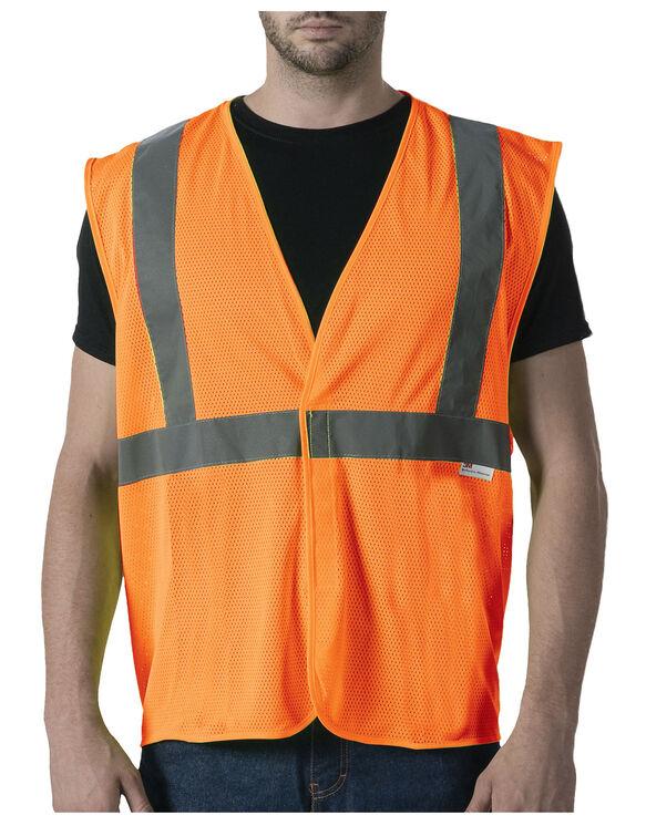 Walls® ANSI II Mesh Safety Vest - HI-VIS ORANG (VO9)