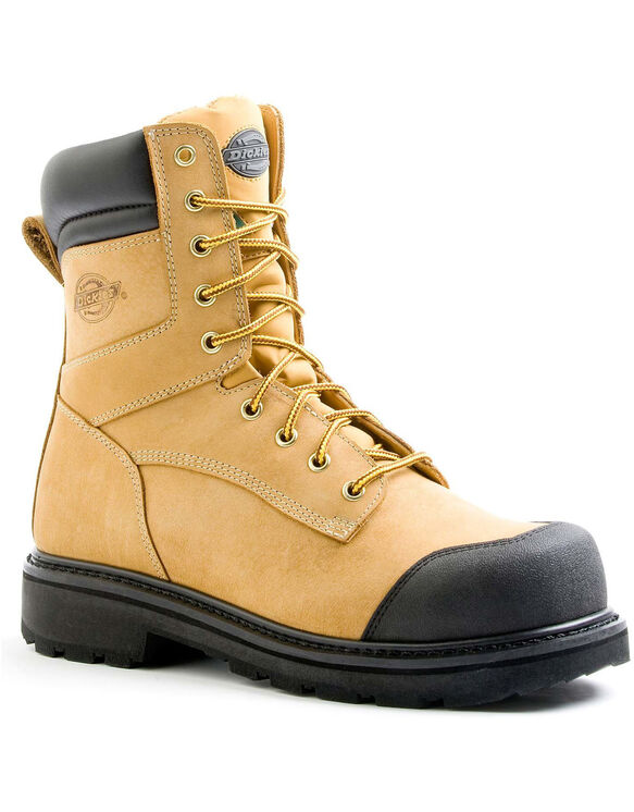 "8"" Forge Work Boot - TAN (TN)"