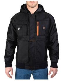 Walls® Modern Work Tuff Hooded Coat - MIDNIGHT BLACK (MK9)