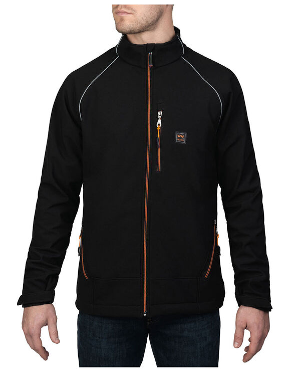 Walls® Storm Protector Solid Softshell Jacket - MIDNIGHT BLACK (MK9)