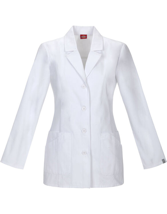 "Women's EDS Signature 29"" Lab Coat with Certainty PLUS™ - WHITE (WH)"