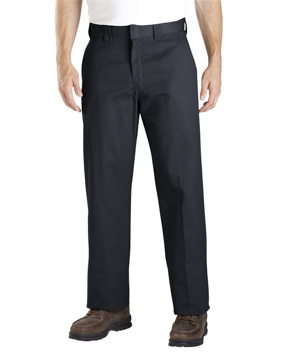 Relaxed Straight Fit Work Pant
