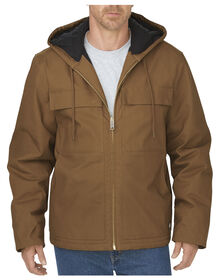 Flex Sanded Stretch Duck Jacket - BROWN DUCK (BD)
