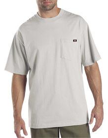 T-shirts à poche à manche courte (paquet de 2) - Gris cendre (AG)