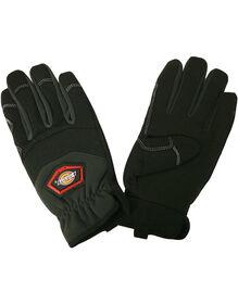 Mechanics Glove, Comfort Grip, Large - GRAY (GY)