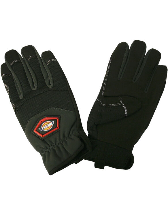 Mechanics Glove, Comfort Grip, X-Large - GRAY (GY)