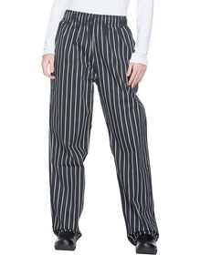 Unisex Traditional Baggy Chef Pant - CHALK STRIPE - LICENSEE (CKSP)
