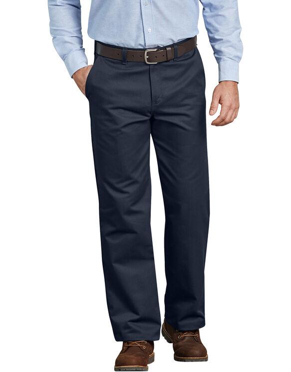 Premium Cotton Flat Front Pant