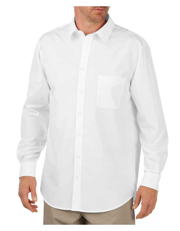 Long Sleeve Executive Dress Shirt