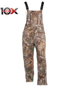 10X® Silent Quest Insulated Bib with Scentrex® - REAL TREE XTRA (AX9)