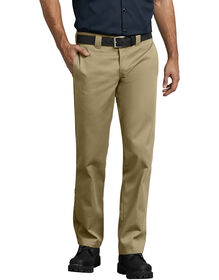 Slim Fit Straight Leg Work Pant - KHAKI (KH)