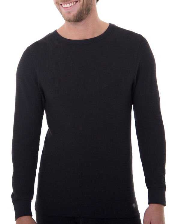 Base Layer Core Thermal Top - BLACK (BLK)