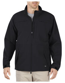 Tactical Softshell Jacket - BLACK (BK)