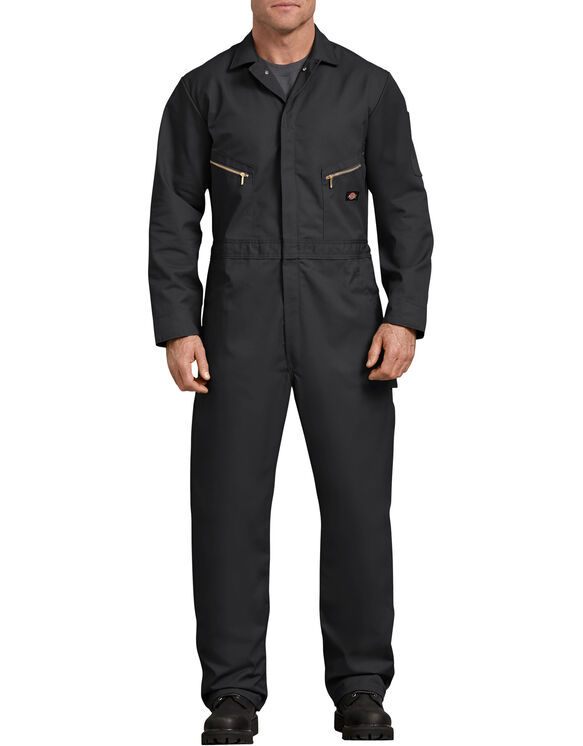 Deluxe Blended Coverall - BLACK (BK)