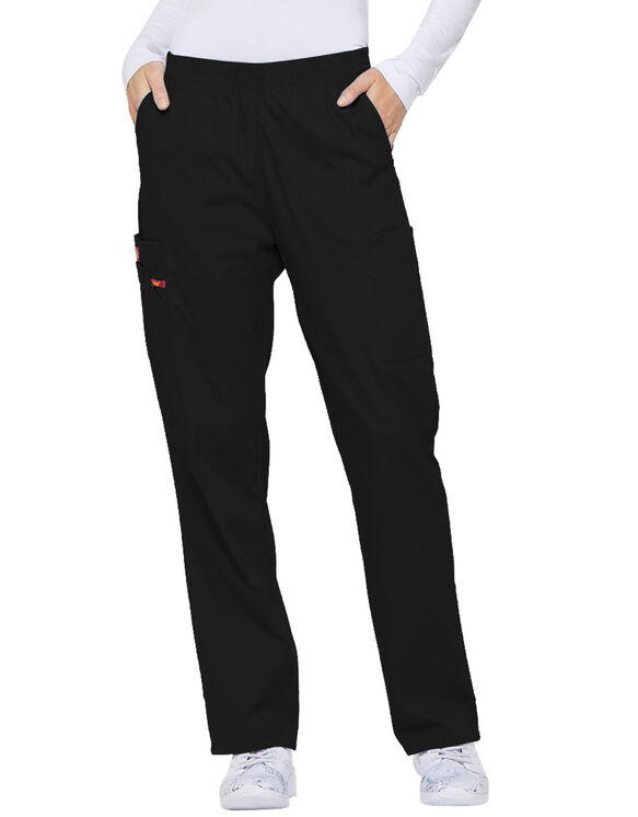 Women's Missy Fit EDS Pull-on Cargo Scrub Pant