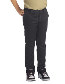 Boys' Flex Skinny Fit Straight Leg Pant, 8-20 - CHARCOAL (CH)