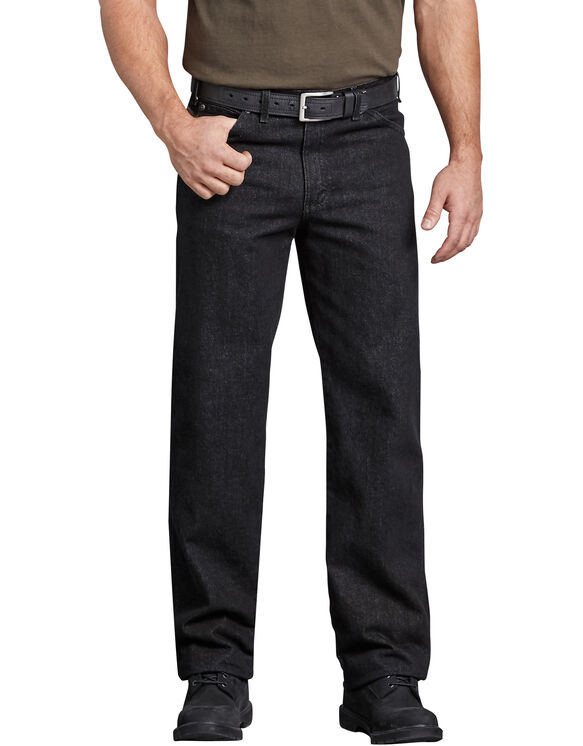 Industrial Regular Fit Denim Jean