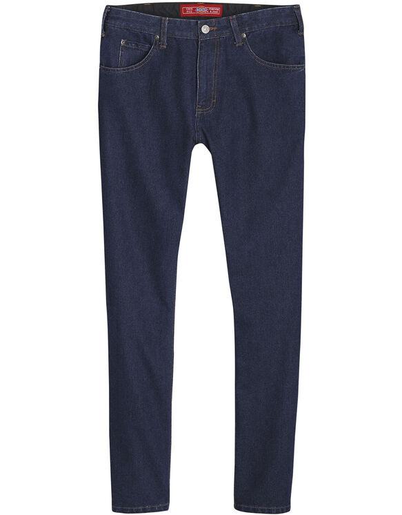 Dickies '67 5-Pocket Denim Jean with Pivot-Tek™ - RINSED INDIGO BLUE (RNB)