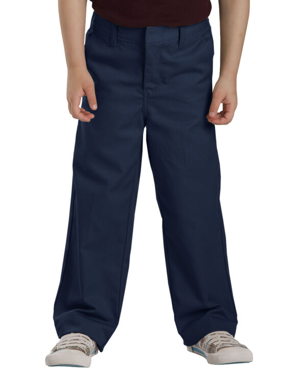 Girls'  Flat Front Pant