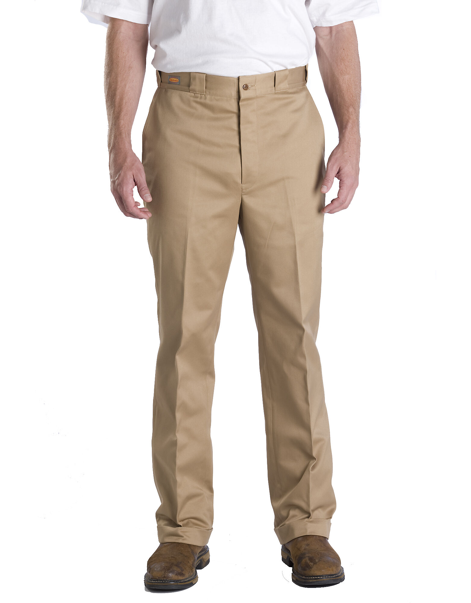 Expert Advice on Men's Dress Pants Men's dress pants are essential pieces in your wardrobe. Men who are tall and lanky look better in cuffed dress pants. Shorter men should stay away from cuffs unless they are wearing pleated pants. No-cuff pants elongate the .