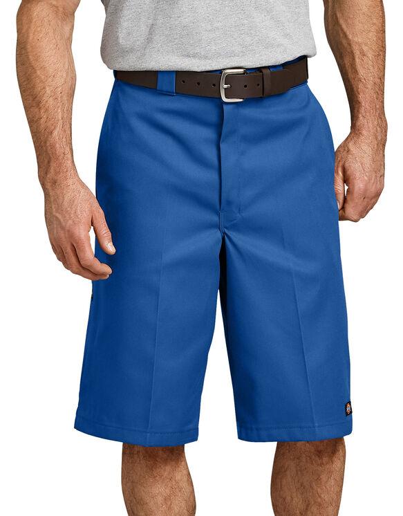 """13"""" Loose Fit Multi-Use Pocket Work Short - ROYAL BLUE (RB)"""